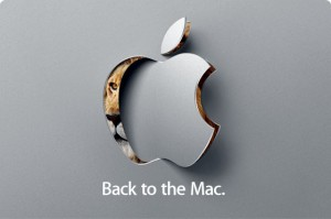 Back To Mac event