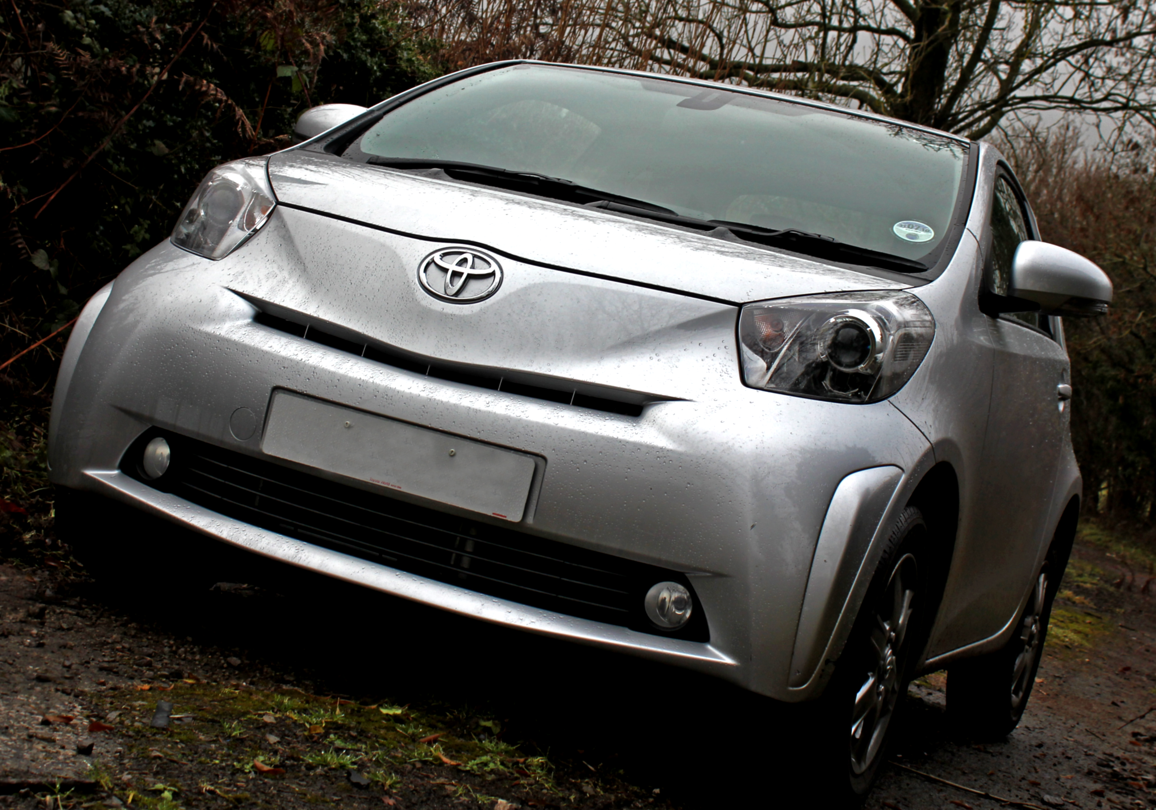 Tim Ford Toyota iQ
