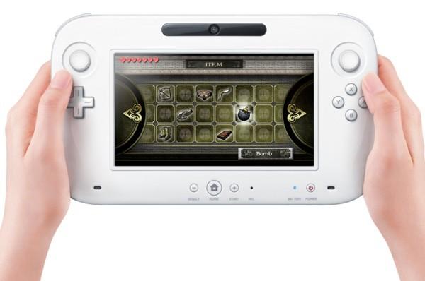Nintendo WiiU controler