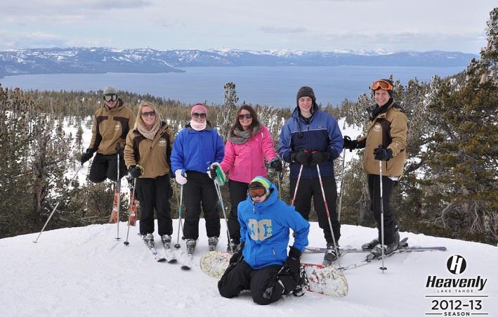 Tim Ford Snowboarding