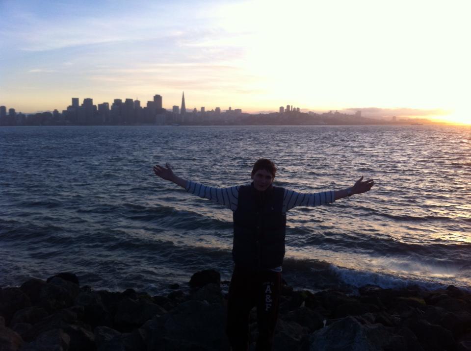 Tim Ford at Treasure Island San Francisco