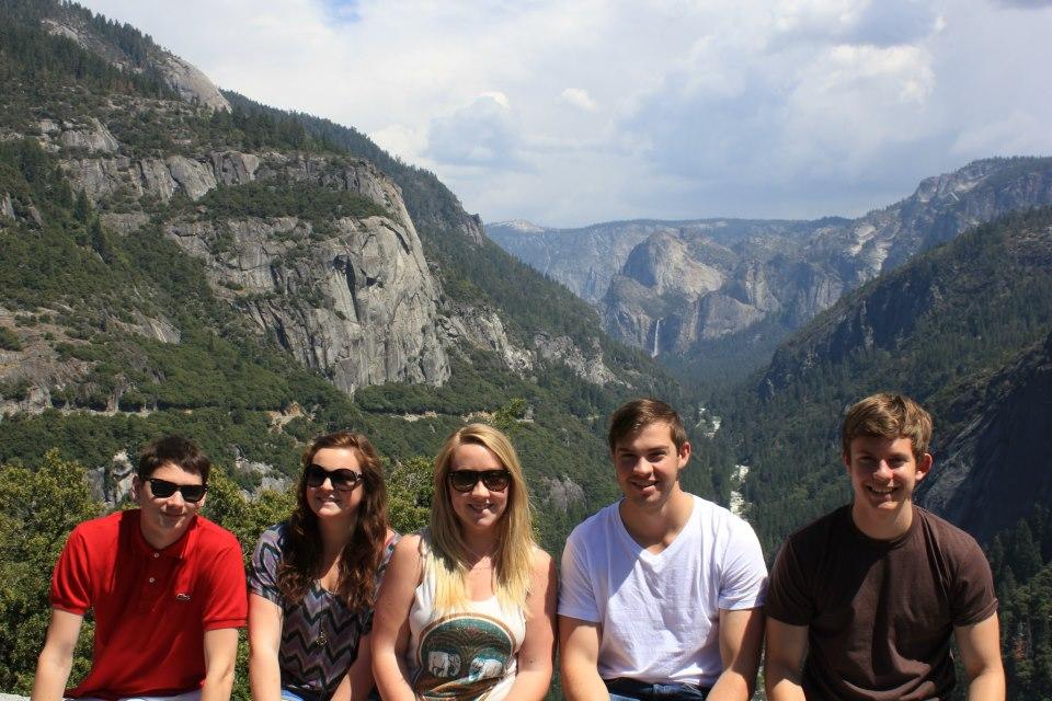 Tim Ford Yosemite